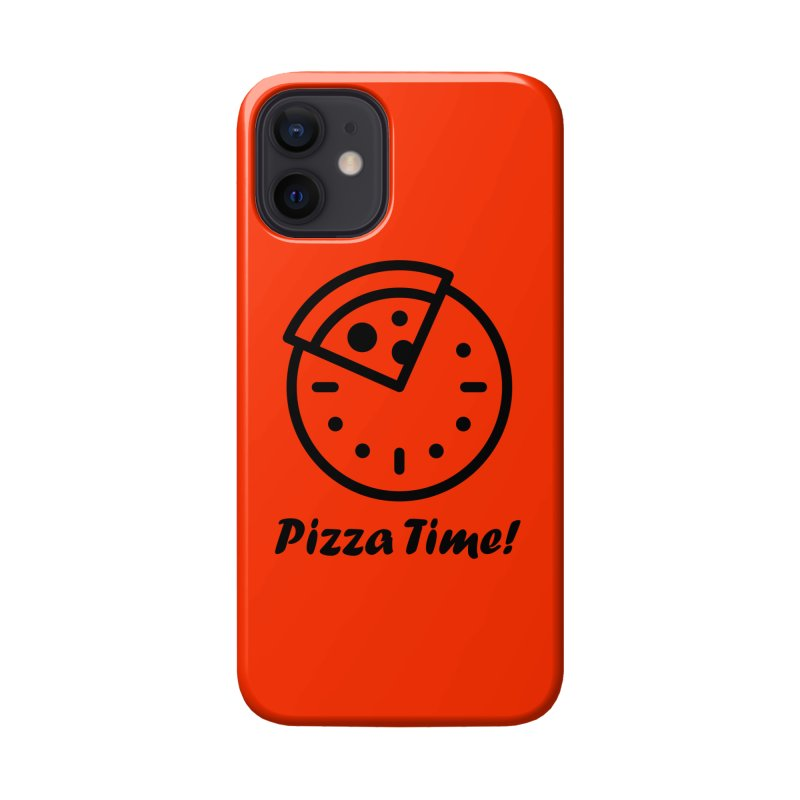 Pizza Time! Accessories Phone Case by iconnico
