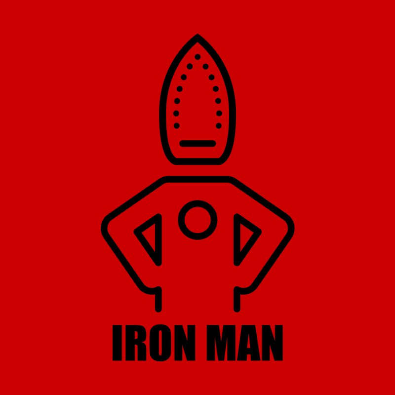 Iron Man Women's T-Shirt by iconnico
