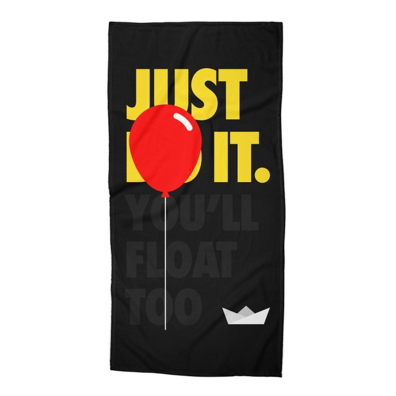 Just It Accessories Beach Towel by iconnico
