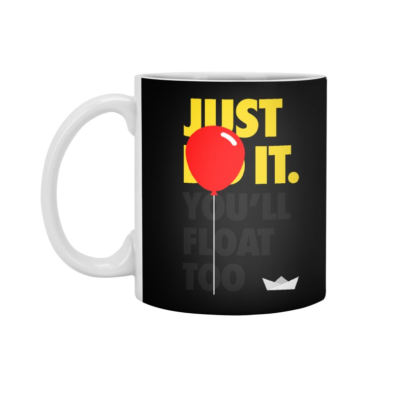 Just It Accessories Standard Mug by iconnico