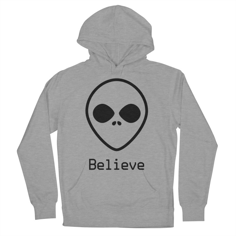 Believe Women's Pullover Hoody by iconnico
