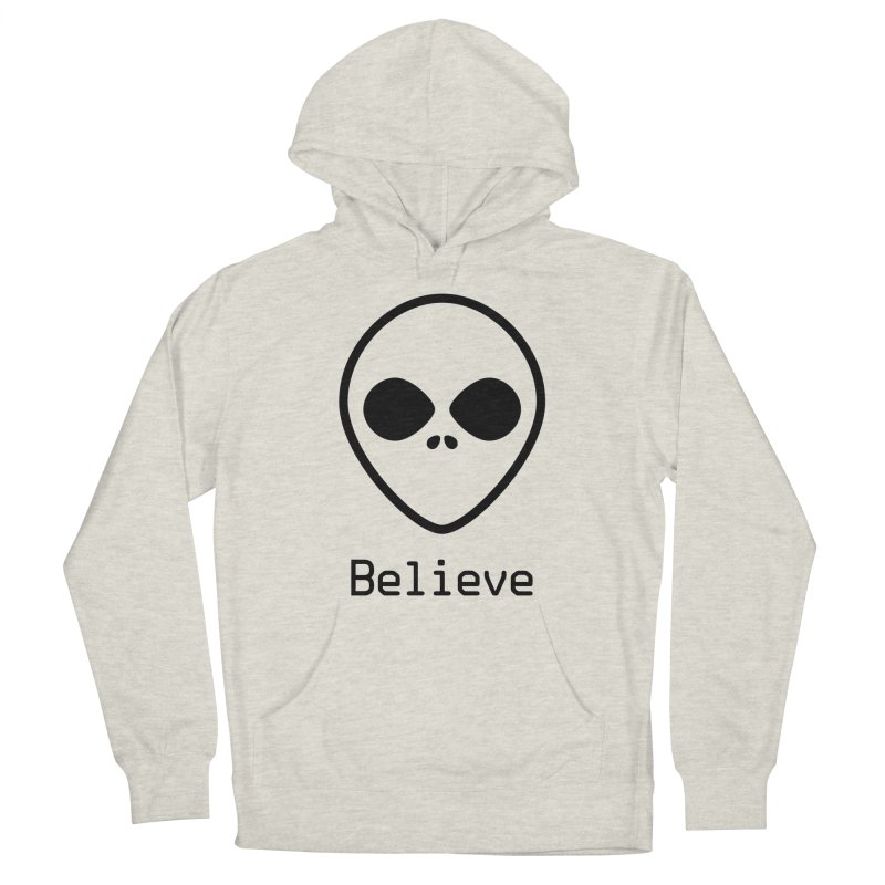 Believe Men's Pullover Hoody by iconnico