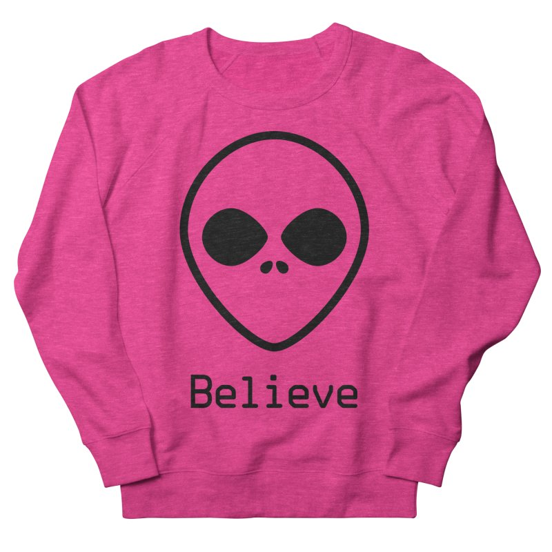 Believe Men's Sweatshirt by iconnico