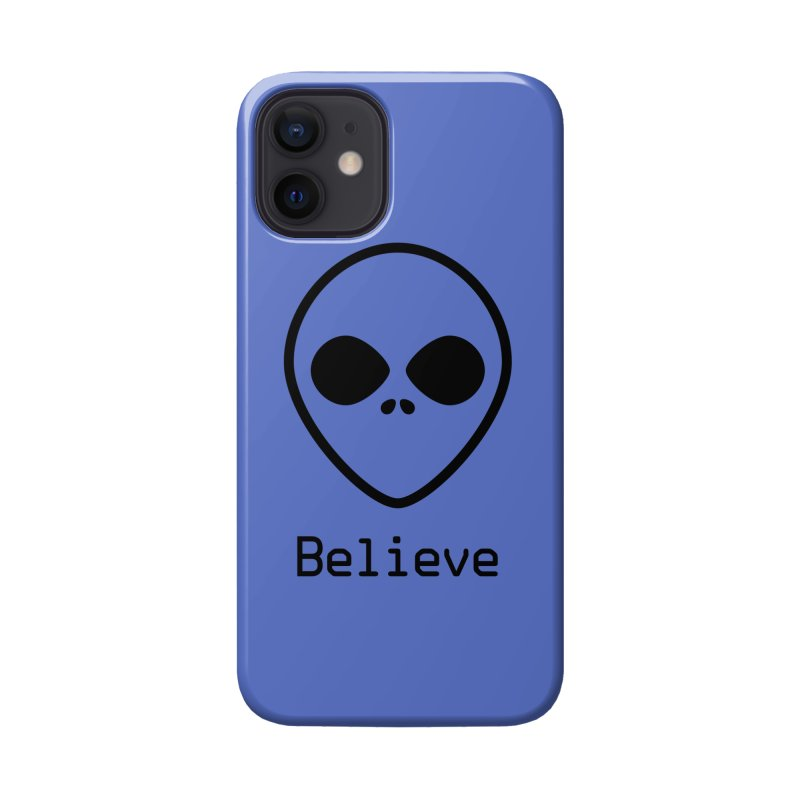Believe Accessories Phone Case by iconnico