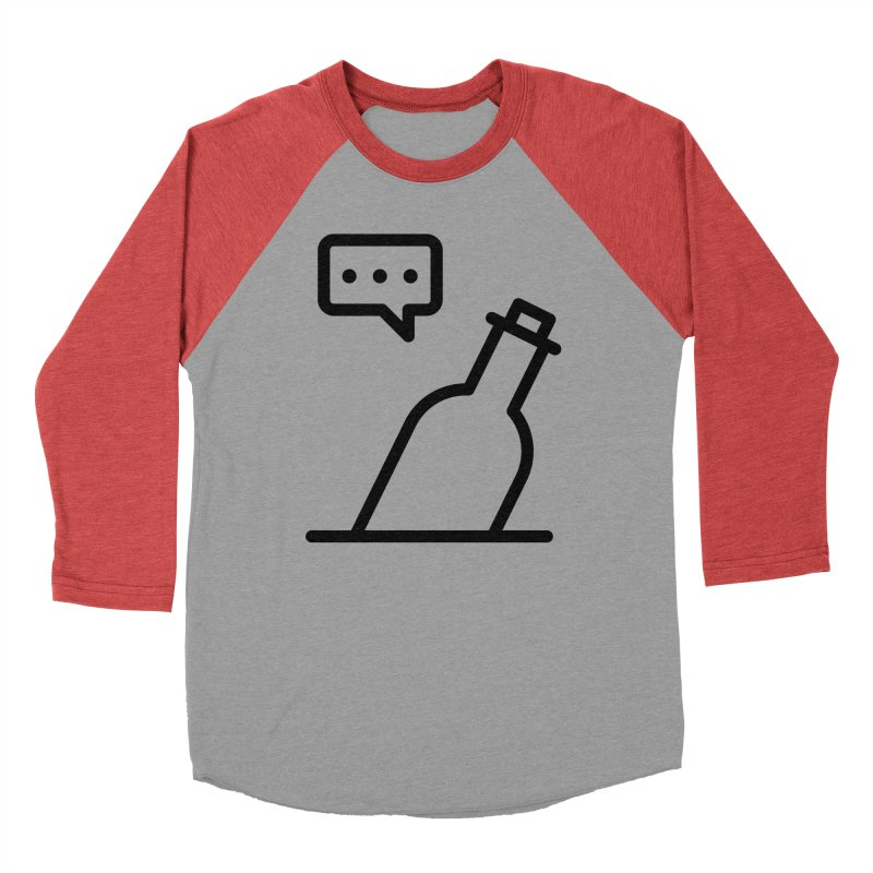 S.O.S Men's Longsleeve T-Shirt by iconnico