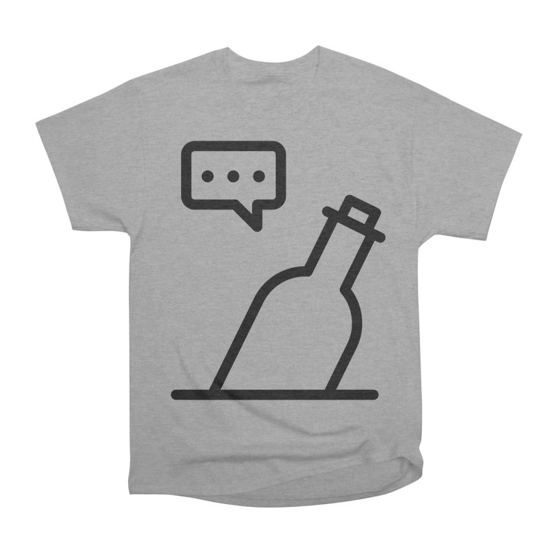 S.O.S Men's Heavyweight T-Shirt by iconnico