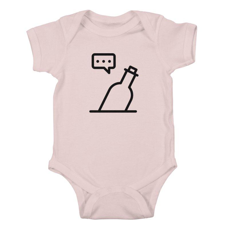 S.O.S Kids Baby Bodysuit by iconnico