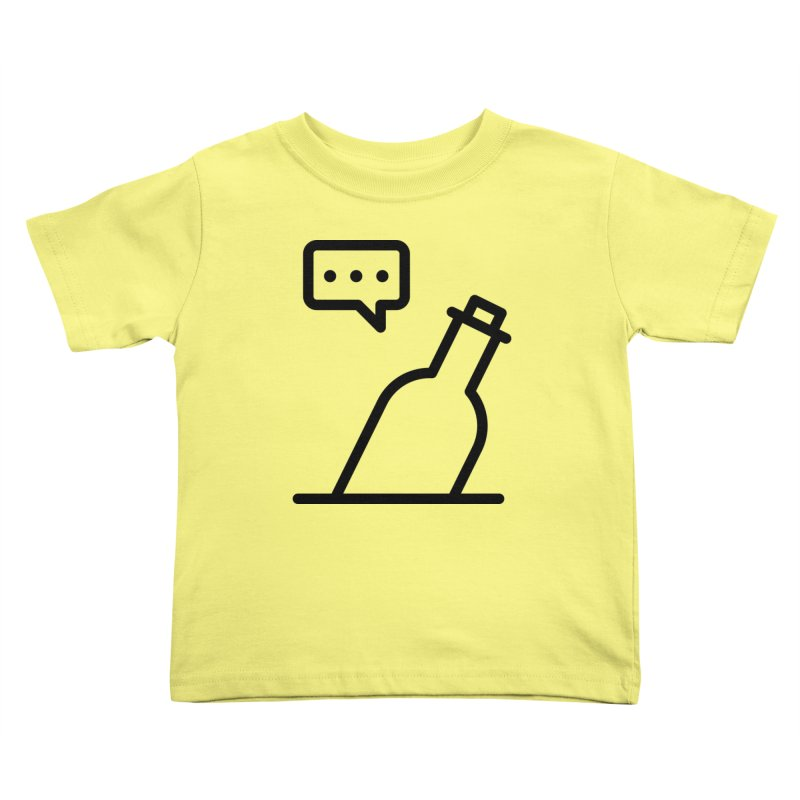 S.O.S Kids Toddler T-Shirt by iconnico