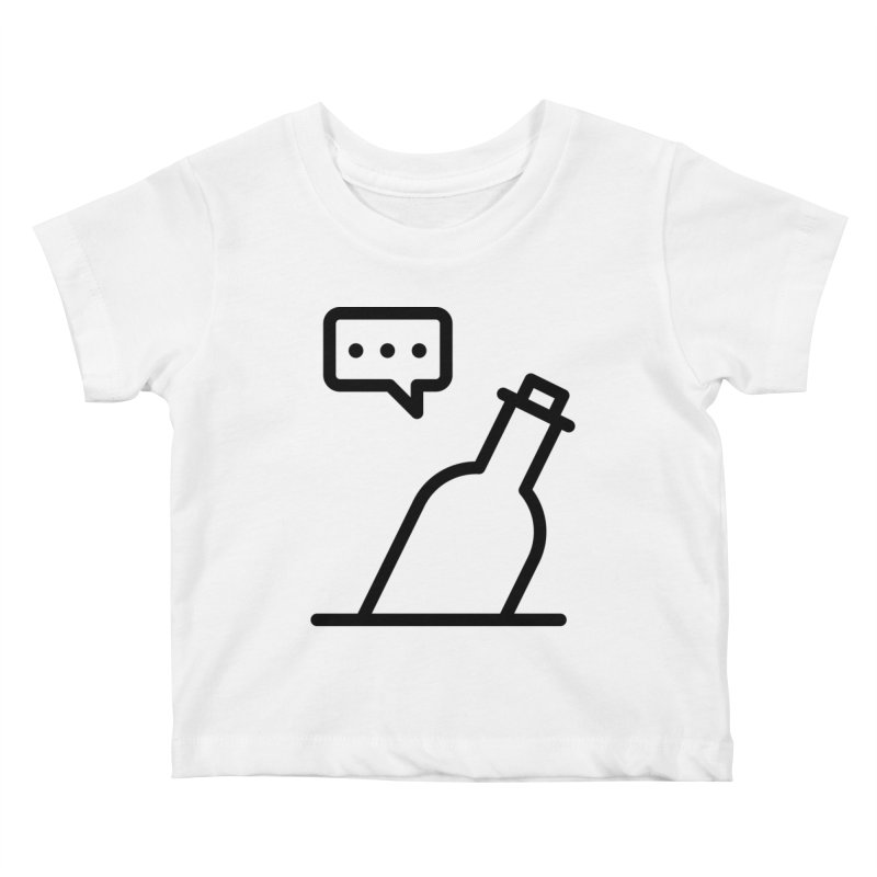 S.O.S Kids Baby T-Shirt by iconnico