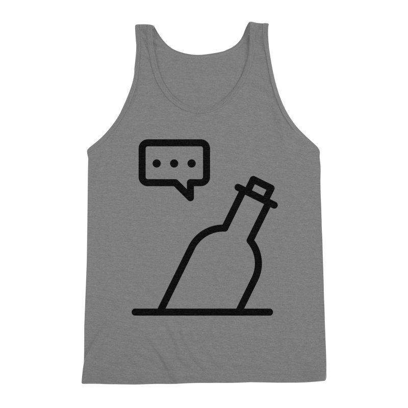 S.O.S Men's Tank by iconnico