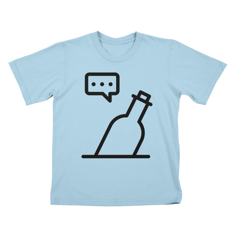 S.O.S Kids T-Shirt by iconnico
