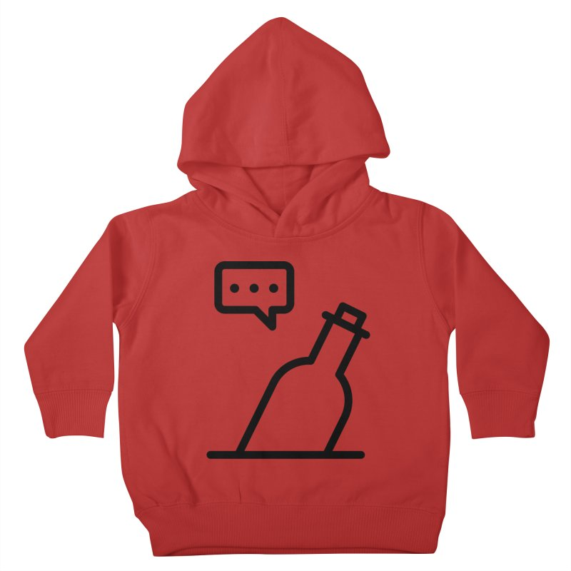 S.O.S Kids Toddler Pullover Hoody by iconnico