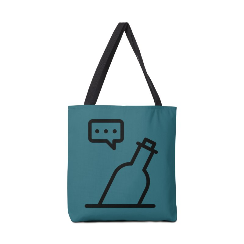 S.O.S Accessories Bag by iconnico