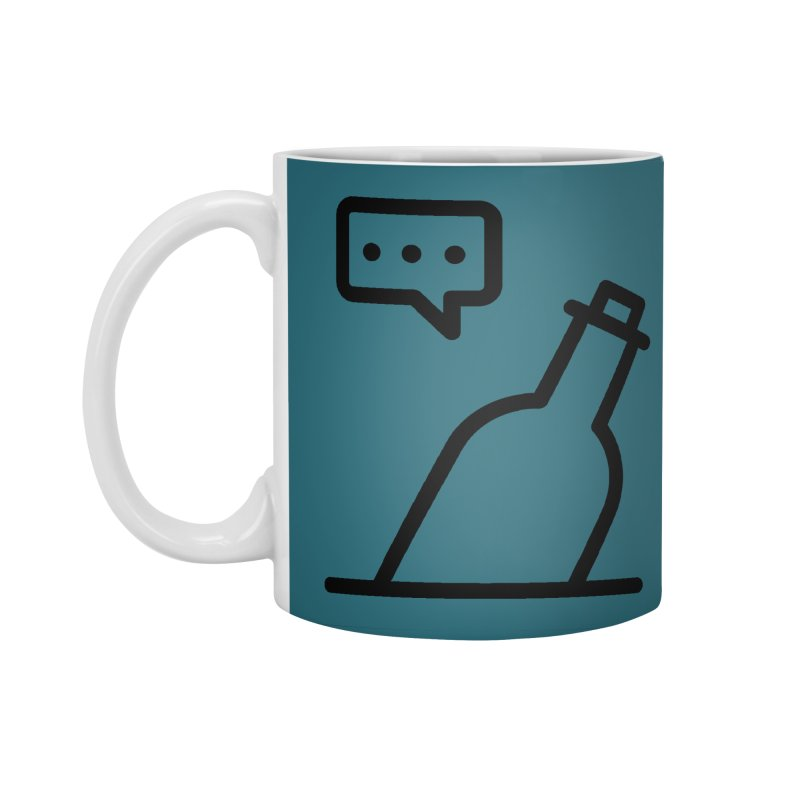 S.O.S Accessories Standard Mug by iconnico