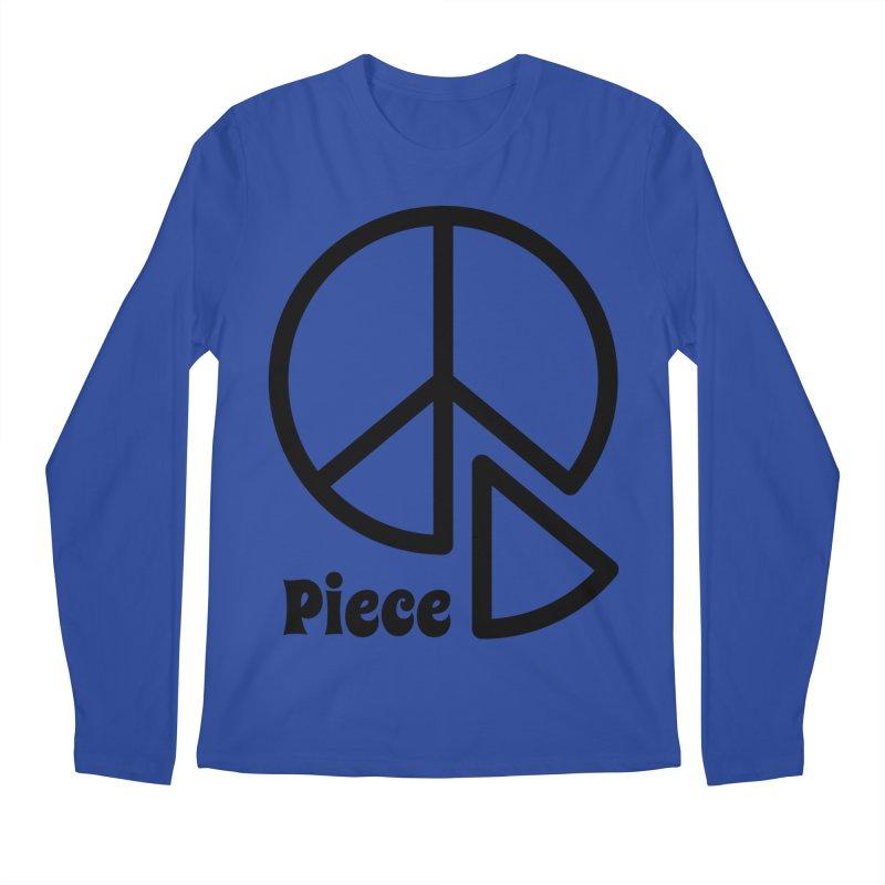 Piece Men's Regular Longsleeve T-Shirt by iconnico