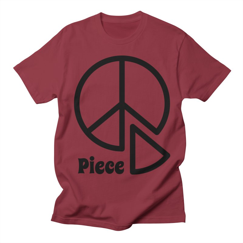 Piece Men's T-Shirt by iconnico