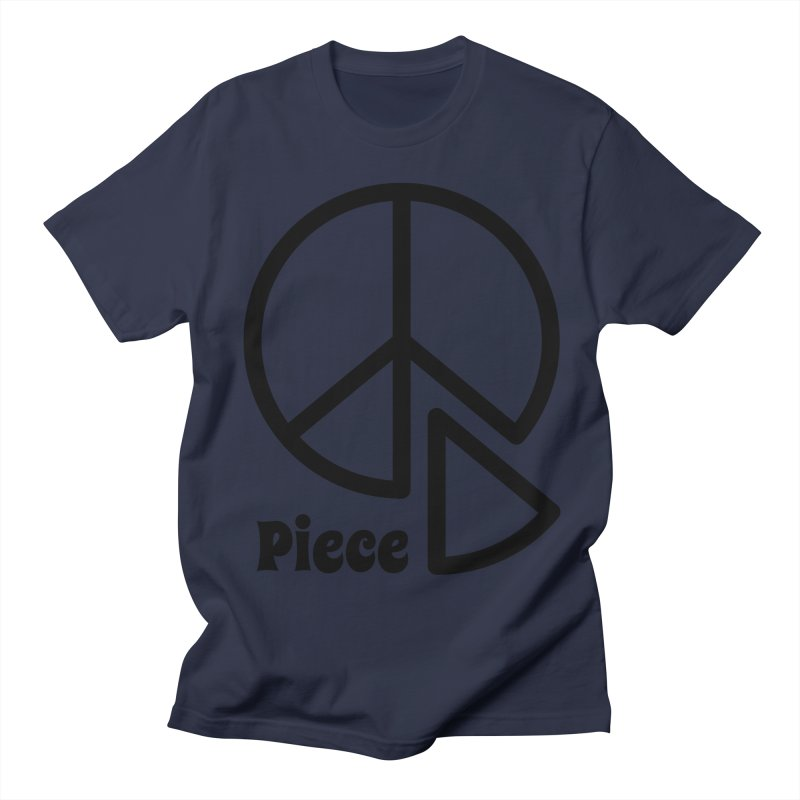Piece Women's Regular Unisex T-Shirt by iconnico