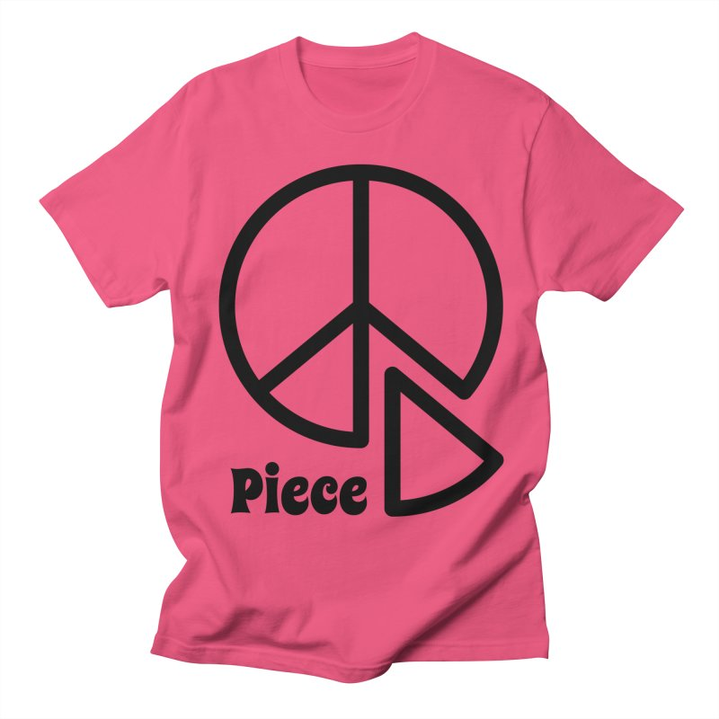 Piece Women's Regular Unisex T-Shirt by iconnico
