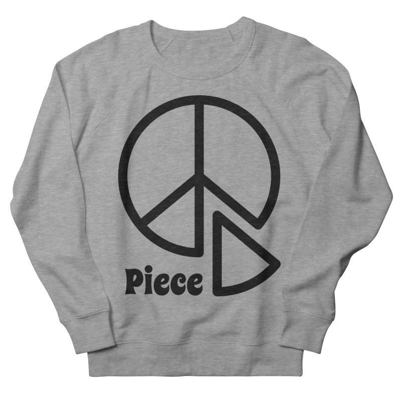 Piece Women's French Terry Sweatshirt by iconnico