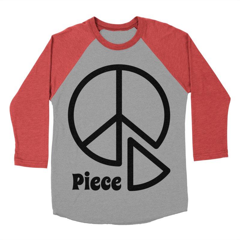 Piece Women's Baseball Triblend Longsleeve T-Shirt by iconnico