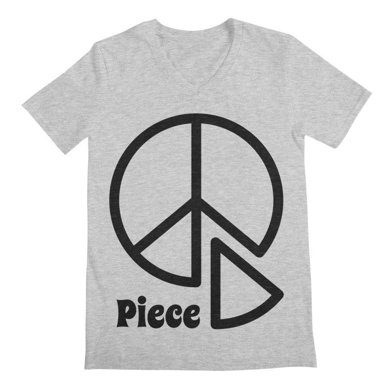 Piece Men's Regular V-Neck by iconnico