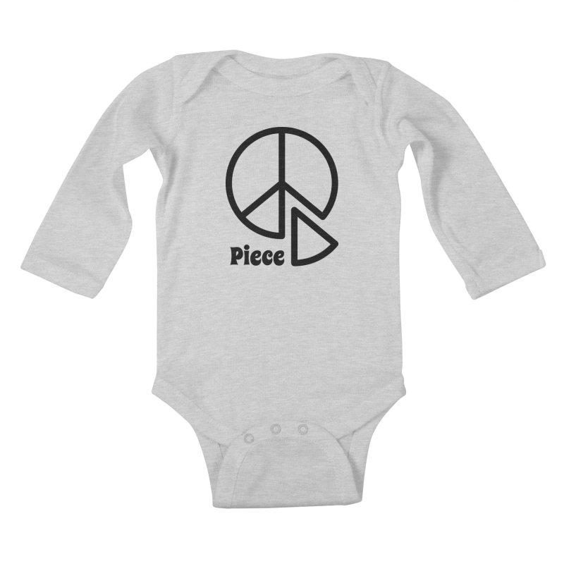 Piece Kids Baby Longsleeve Bodysuit by iconnico