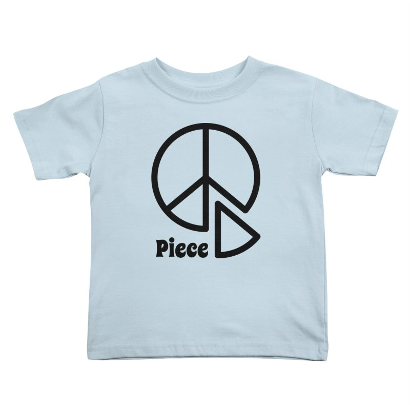 Piece Kids Toddler T-Shirt by iconnico