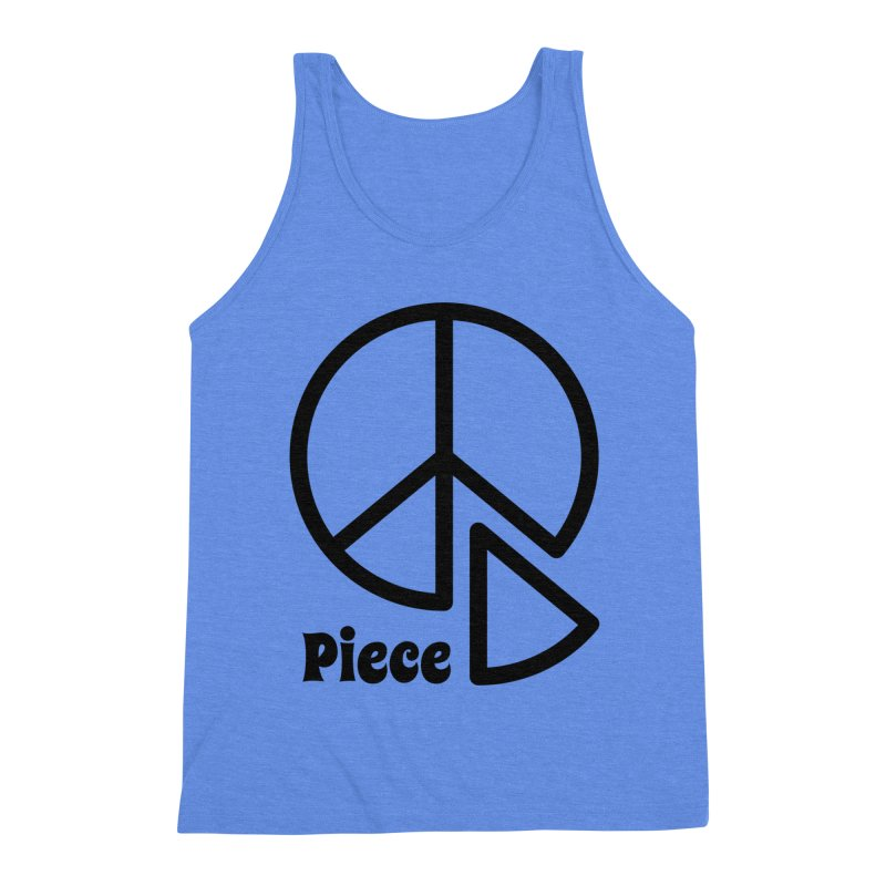 Piece Men's Triblend Tank by iconnico