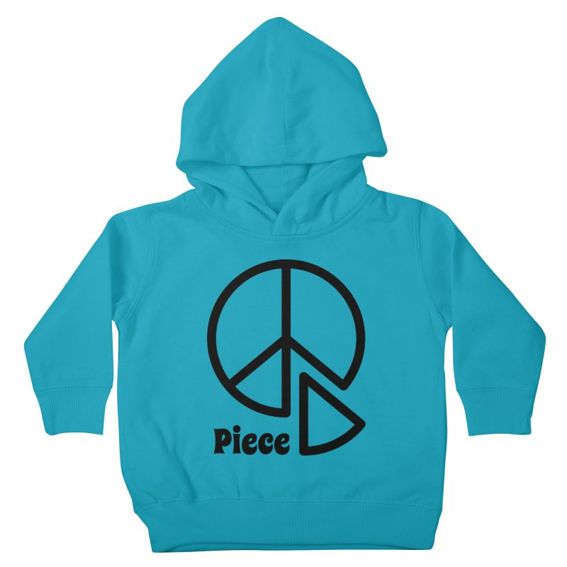 Piece Kids Toddler Pullover Hoody by iconnico