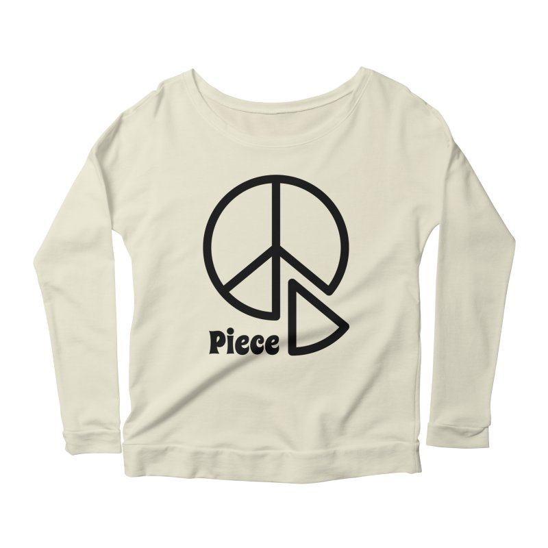 Piece Women's Scoop Neck Longsleeve T-Shirt by iconnico