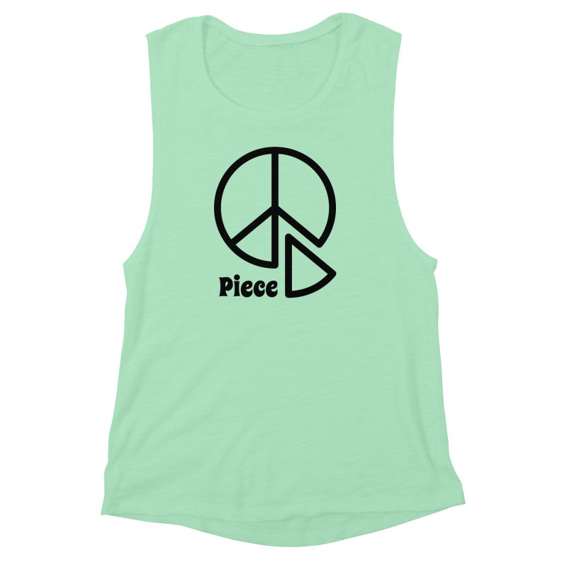 Piece Women's Muscle Tank by iconnico