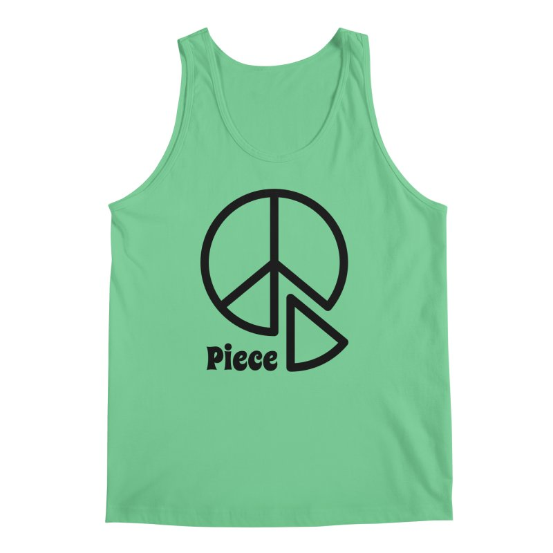 Piece Men's Regular Tank by iconnico