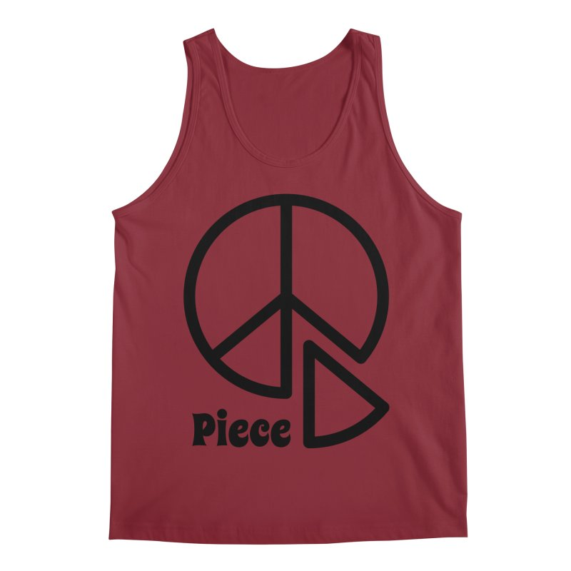 Piece Men's Tank by iconnico