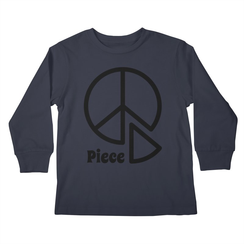 Piece Kids Longsleeve T-Shirt by iconnico