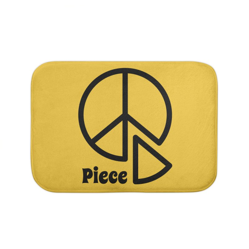Piece Home Bath Mat by iconnico