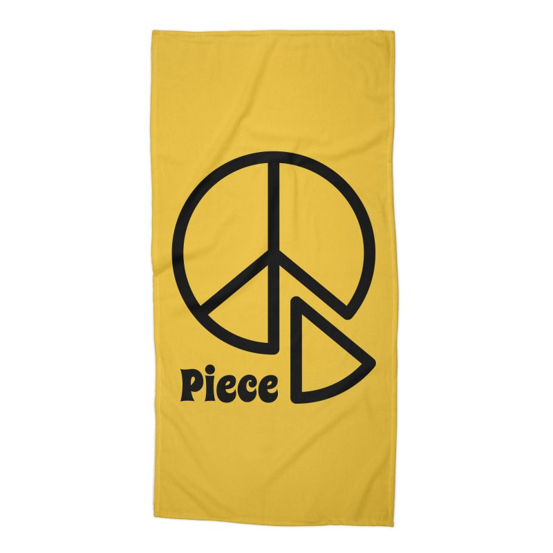 Piece Accessories Beach Towel by iconnico