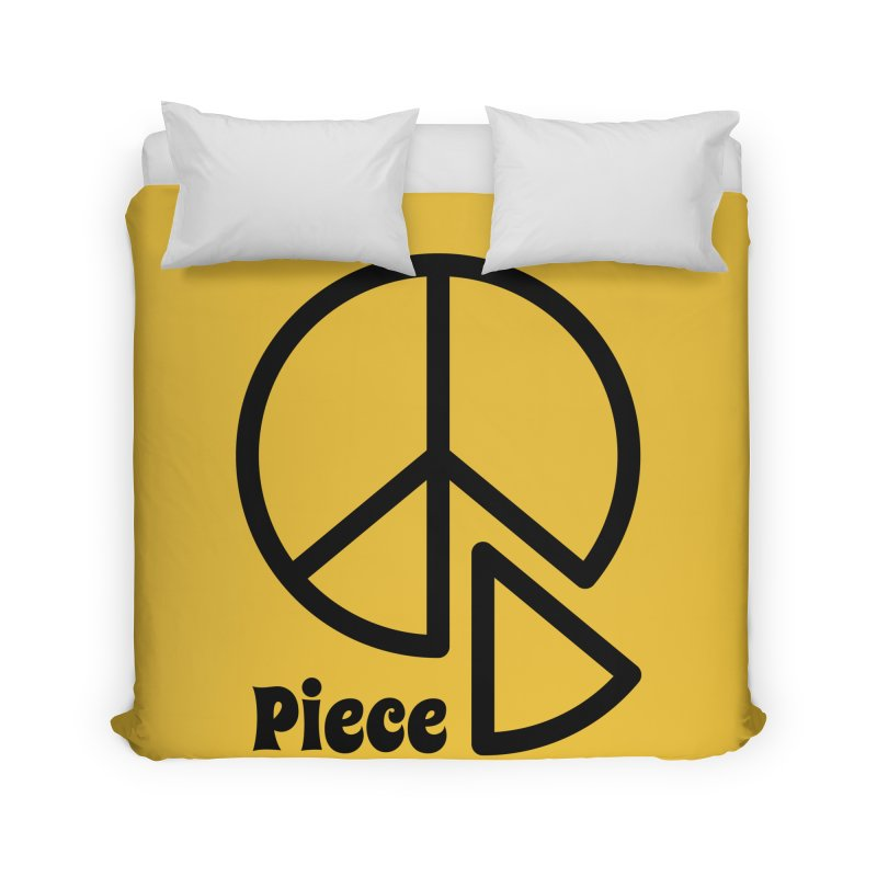 Piece Home Duvet by iconnico
