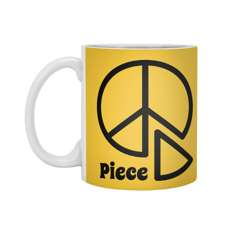 Piece Accessories Standard Mug by iconnico