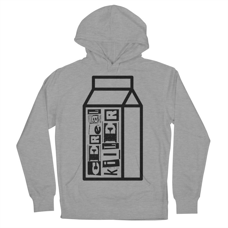 Cereal Killer Women's French Terry Pullover Hoody by iconnico
