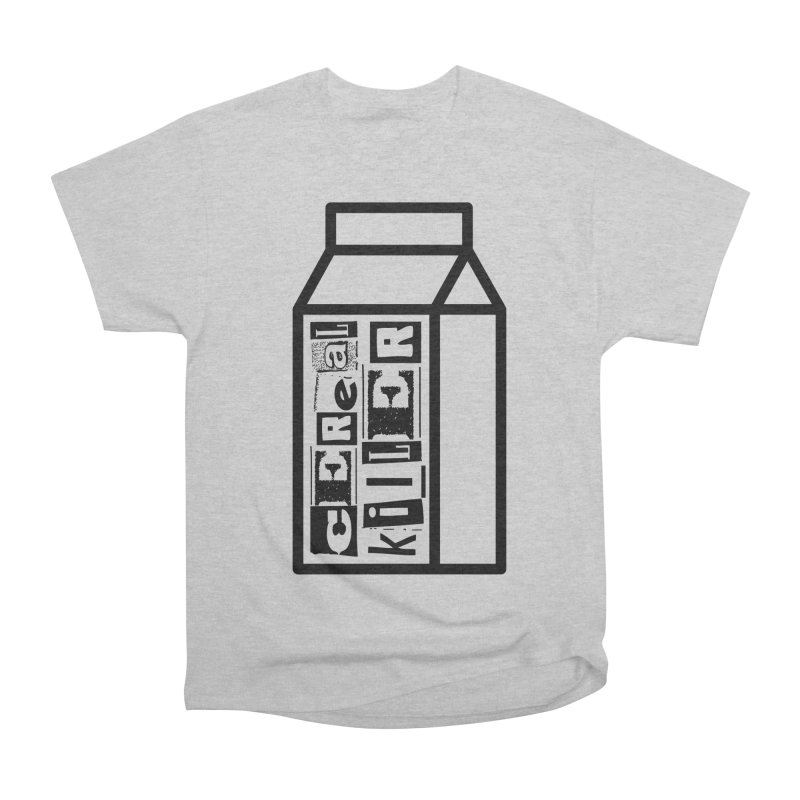 Cereal Killer Women's Heavyweight Unisex T-Shirt by iconnico