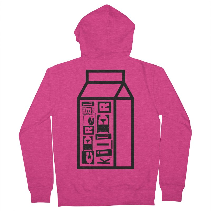 Cereal Killer Women's Zip-Up Hoody by iconnico