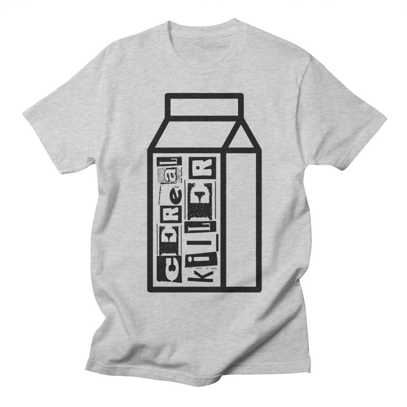 Cereal Killer Men's T-Shirt by iconnico