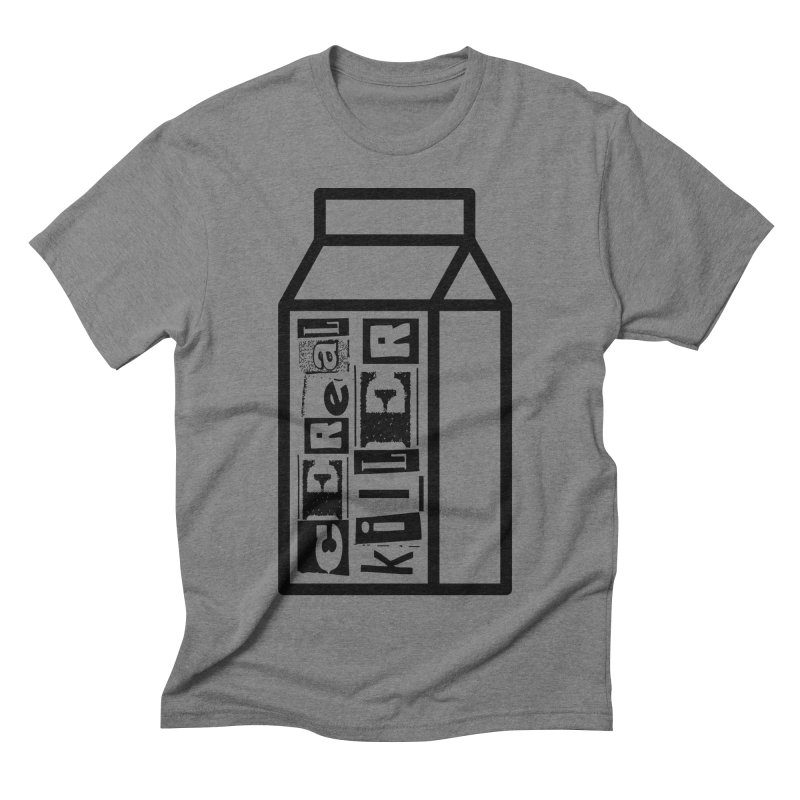 Cereal Killer Men's Triblend T-Shirt by iconnico