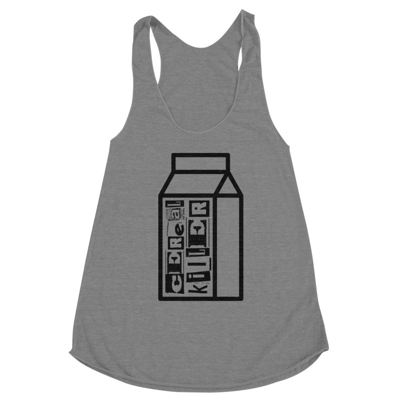 Cereal Killer Women's Tank by iconnico