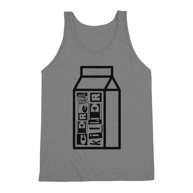 Cereal Killer Men's Tank by iconnico