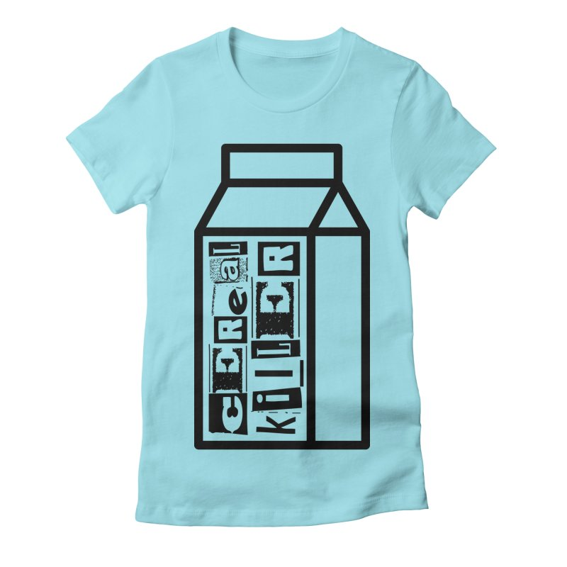 Cereal Killer Women's T-Shirt by iconnico