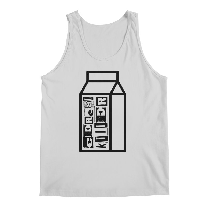 Cereal Killer Men's Regular Tank by iconnico