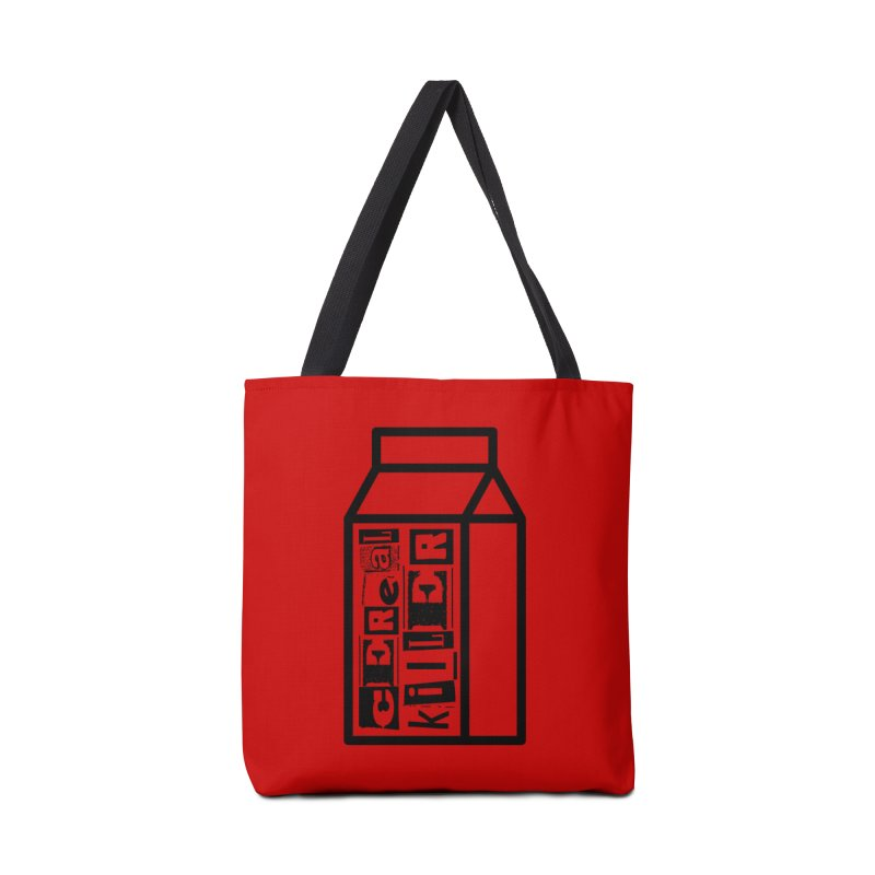 Cereal Killer Accessories Tote Bag Bag by iconnico