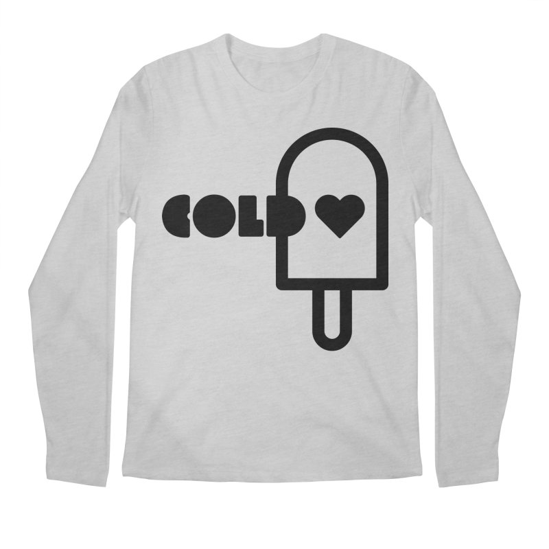 Cold Heart Men's Regular Longsleeve T-Shirt by iconnico