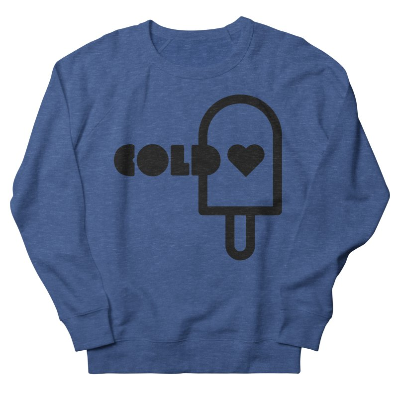 Cold Heart Men's Sweatshirt by iconnico